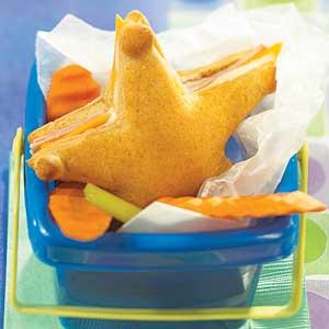 Star-sandwich