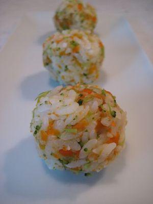 Japanesericeballs